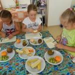Основы кулинарии в летнем лагере для детей МШ Незабудки