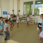 Танцы в детском лагере «Экспедиция»