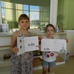 Творчество в городском детском лагере в Перми - МШ Незабудки