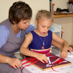 Индивидуальные занятия для детей 3 - 6 лет