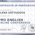 Сертификат Устюгова 2