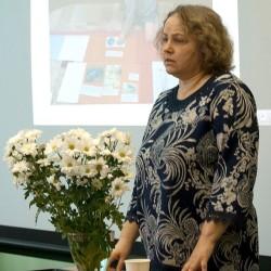 Климанова Л.Ю. 8 апреля 2018 в Перми