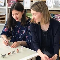 Монтессори-школа «Незабудки» продолжает подготовку педагогов фото 1